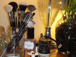 My Makeup Desk