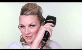 Curling Hair Using BaByliss Curl Secret + Giveaway