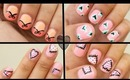 2014 Valentine's Day Nail Art: 3 EASY Designs!!!