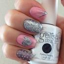 Valentine's Day Manicure Idea