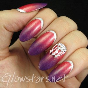 Read the blog post at http://glowstars.net/lacquer-obsession/2014/11/featuring-born-pretty-store-vintage-hollowed-out-nail-art-charms/