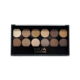 MUA Makeup Academy Professional Eye Palette