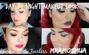 Day to Night Makeup Look| Collab with LearningToBeFearless | MRamosMUA