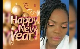 New Years Eve Easy Makeup