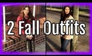 "2 ""Cute Fall Outfits"" For Women 