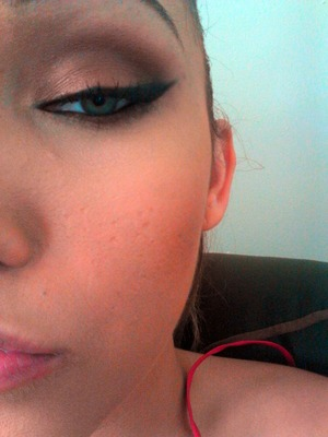 winged eye with fall colors