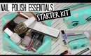 Nail Polish Essentials Starter Kit