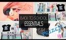 Back to School Essentials Giveaway | ANNEORSHINE