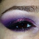 Pink and purple :)