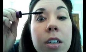 DIY Fuller and Longer Lashes--Using Baby Powder!