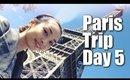 Paris Trip Day5 [English Subs] - AsahiSasaki