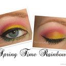 Spring Time Rainbow