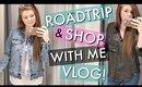 ROADTRIP, SUMMER CLOTHES + CHIPOTLE VLOG! | Kristen Kelley