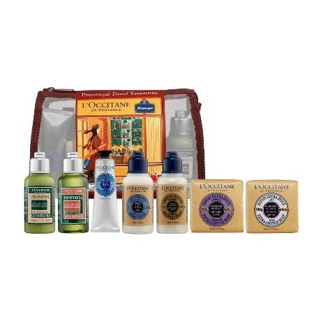 L'Occitane Provencal Travel Treasures