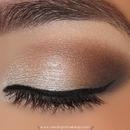 Gorgeous brown eyeshadow