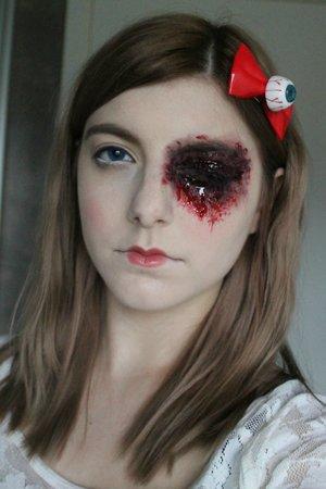 Halloween look by me