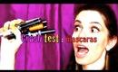 laetipromakeup : mascara reviews