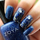 Blue and Sparkly♥