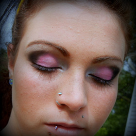 Makeup Created on Clients