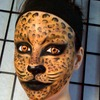 Jungle Cat / Leopard Makeup & Face Painting