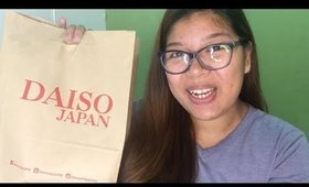 Daiso Haul (Egg timer, facial mask and more!) | Team Montes