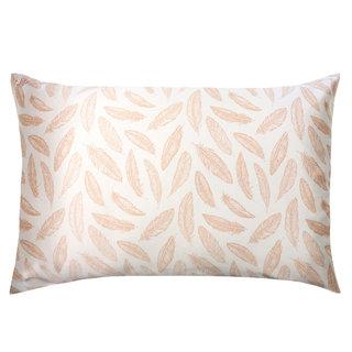 Queen/Standard Silk Pillowcase Feathers