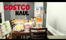 HUGE COSTCO HAUL + WHOLE FOODS | HUGE $500 COSTCO HAUL