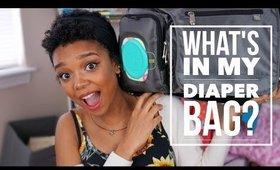 TheNewGirl007 ● WHAT'S IN MY DIAPER BAG?