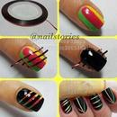 Tutorial for nails.