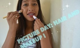 Picture Day : Hair and Makeup !
