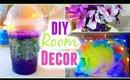 DIY ROOM DECORATIONS   Tumblr Inspired