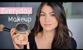NO BS EVERYDAY MAKEUP TUTORIAL 2020