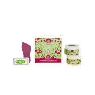 Lucky Chick Lucky Chick Travel Foot Care Set