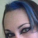 Dark Blue Cat Eye
