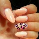 Nude & Pink Cheetah ♥
