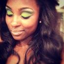 Green Lantern's mistress 2