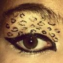 Cheetah Cat Eye