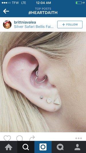 On Which Ear Should I Get My Daith Piercing Beautylish