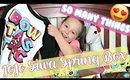 JOJO SIWA SPRING BOX - Unboxing with Marin | Briddy Nicole