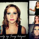 Lisa Frank inspired eye makeup ♥ // Model: Kelly