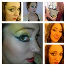 theme make-up for a class