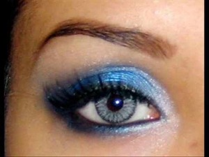 I used mac makeup what do you think?:)