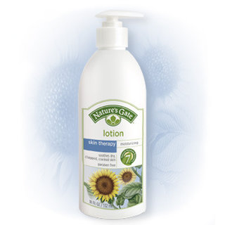 Nature's Gate Skin Therapy Lotion for Dry, Cracked, Chapped Skin