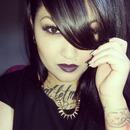 love dark lips!!!