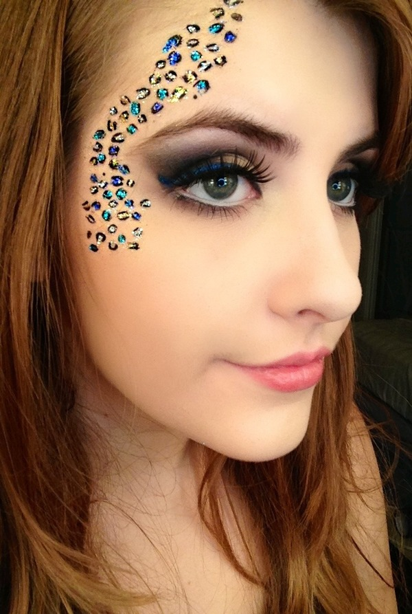cheetah makeup sarah a s makeupbysea photo beautylish