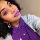 Purple everythang