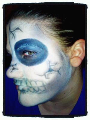 Two faced skeletor