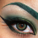 Madame Hydra/Viper Inspired Look