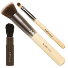 RAW Natural Beauty Raw Color Perfect Trio Mineral Brush Set