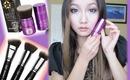Sigma Hollywood Glamour Flat Top Retractable Kabuki Brush Review & Giveaway